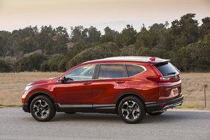 Un coup d'œil aux différentes versions du Honda CR-V 2019