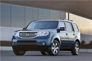2015 Honda Pilot – Perfect for large families, and winter-worthy
