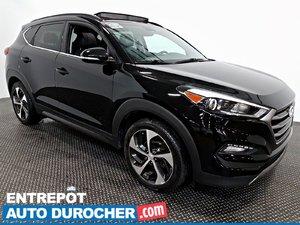 2016 Hyundai Tucson 1.6 T AWD NAVIGATION - Toit Ouvrant - A/C - Cuir - Caméra de Recul - Sièges Chauffants
