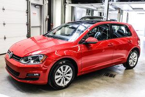 Volkswagen Golf Comfortline + TOIT 2015