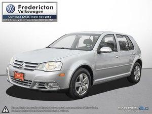 2010 Volkswagen City Golf 2.0 5sp