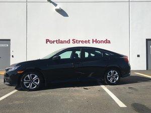 2017 Honda Civic Sedan LX 11,476 KMS