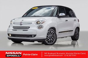 2014 Fiat 500L Lounge NAVIGATION / LEATHER / CAMERA / PANORAMIC ROOF