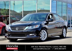 2014 Honda Accord EX-L AUTO CUIR TOIT AUTO LEATHER ROOF BLUETOOTH ++