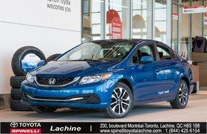 2014 Honda Civic Sedan EX HEATED SEATS! BLUETOOTH! MAGS! SUNROOF! BLIND SPOT CAMERA! LOW MILEAGE! SUPER PRICE!