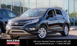 2015 Honda CR-V EX AWD TOIT Low mileage 8 TIRES
