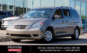 2008 Honda Odyssey EX-L 8 PASS CUIR 8 PASS CUIR TOIT ++