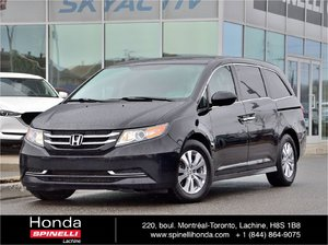 2015 Honda Odyssey EX 8 PASSAGERS  GARANTIE 160000 KM MAGS CAM RECUL BLUETOOTH ++