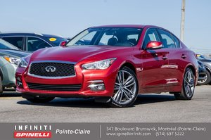 Infiniti Q50 AWD Limited 2015 NAVIGATION TOIT OUVRANT MAGS 19