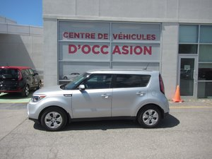 2016 Kia Soul LX NEVER ACCIDENTED