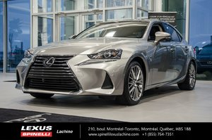 2017 Lexus IS 300 LUXE AWD; CUIR TOIT GPS  LSS+ AILERON $4,209 SAVING FROM MSRP - 2017 FINAL CLEARANCE