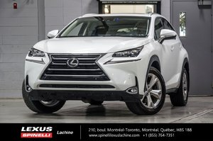 2015 Lexus NX 200t EXECUTIF AWD; **RESERVE / ON-HOLD** PRE COLLISION SYSTEM - BLIND SPOT MONITOR - HEAD UP DISPLAY