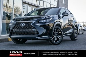 2017 Lexus NX 200t F-SPORT SERIES 2 RABAIS LIQUIDATION $7,755