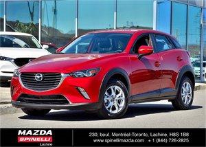 2016 Mazda CX-3 GS FWD CUIR TOIT LOW MILEAGE