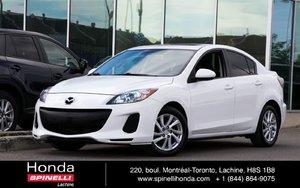 2012 Mazda Mazda3 GS-SKY AUTO TOIT AUTO ROOF MAGS LOW KM