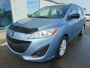 2012 Mazda Mazda5 GS MANUELLE BAS KM MANUELLE AC VITRES BAS KM