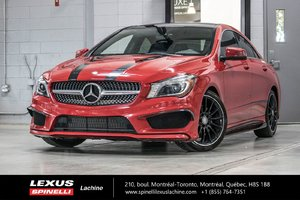 2014 Mercedes-Benz CLA-Class 250 SPORT PACK 4MATIC; CUIR TOIT PANO MAGS AMG 4 MATIC - GROUPE SPORT - MAGS 18'' AMG NOIR