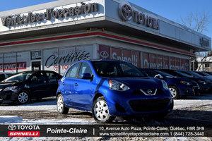 2015 Nissan Micra SV $2000 DE RABAIS!!!!!!!!!