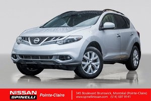 2013 Nissan Murano SL DEMARREUR A DISTANCE/SMART KEY/CAMERA DE RECUL / TOIT PANORAMIQUE / AWD