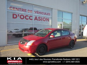 2012 Nissan Sentra  MAGS A/C ***65 000KM***