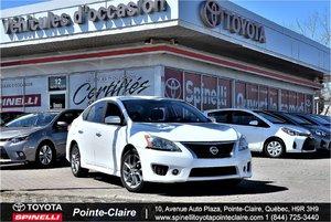 2013 Nissan Sentra SR PKG MAGS!!!!!!