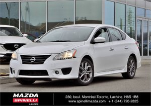 2013 Nissan Sentra SV AUTO MAGS SV,   8 TIRES