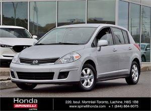 2012 Nissan Versa SL AUTO AC **$46/SEMAINE** AUTO AC CRUISE MAGS LOW KM