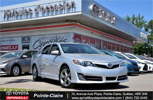 2012 Toyota Camry SE 4 CYL+GPS  SUPER DEAL!!!