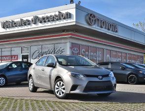 2014 Toyota Corolla *****LE PKG SUPER BAS KM!!!!!!!!