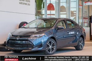 2017 Toyota Corolla LE - B Package IMPECCABLE! MAGS! HEATED SEATS! BLUETOOTH! SUNROOF! BACK UP CAMERA! AIR CONDITIONED!