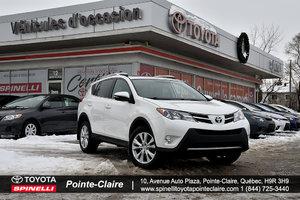 Toyota RAV4 LIMITED+GPS!!!!!! 2014