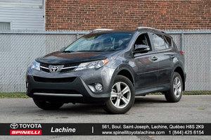 Toyota RAV4 XLE TOIT GPS CAMÉRA ET ++ 2015 90 JOURS SNAS PAIEMENTS