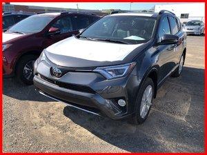 2018 Toyota RAV4 Limited DEMO PLATINUM