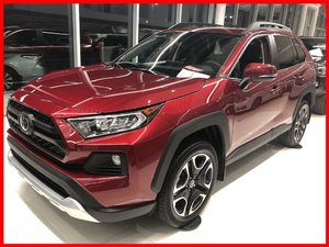 2019 Toyota RAV4 Trail TRAIL HORS ROUTE !