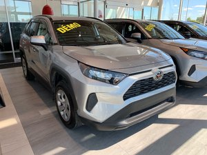 2019 Toyota RAV4 LE DEMO