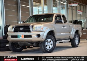 2008 Toyota Tacoma SR5 4X4! MAGS! A/C! SUPER PRICE! HURRY!