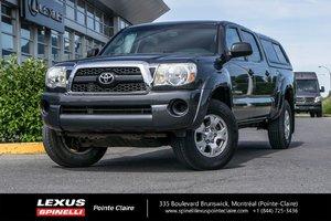 2011 Toyota Tacoma 4X4, DOUBLE CAB TRES PROPRE-4X4-FAUT VOIRE