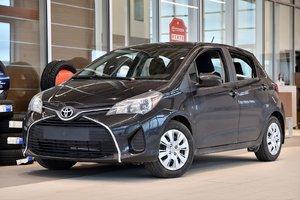 2015 Toyota Yaris LE UN PROPRIÉTAIRE! SUPER PROPRE! BLUETOOTH! BAS KILOMÉTRAGE!AIR CLIMATISÉ!