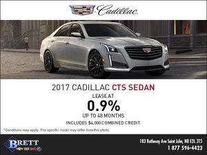 Save on the 2017 Cadillac CTS Sedan