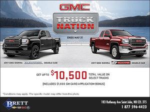 GMC Truck Nation