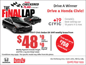 Drive Home the 2017 Honda Civic DX Now!