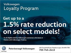 Volkswagen's Loyalty Program