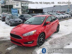 2015 Ford Focus SE  - Bluetooth -  SYNC - $107.65 B/W