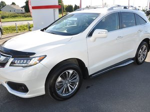 2016 Acura RDX Elite PKG (TOIT,NAV,CUIR,DÉMARREUR)