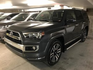 Toyota 4Runner Limited 7 Passagers 2017