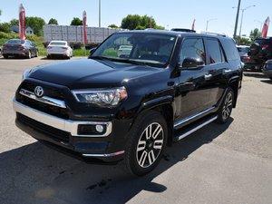 2018 Toyota 4Runner LIMITED 7 PASS. *DÉMO*