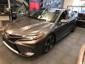 2018 Toyota Camry XSE V6 EN LIQUIDATION, 4,500$ DE RABAIS