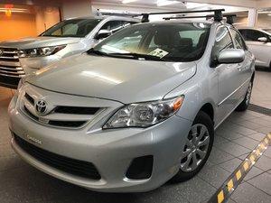2013 Toyota Corolla Gr. Commodité Amélioré