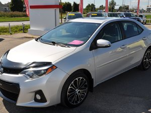 2015 Toyota Corolla S TOIT,MAGS,FOG,BANC CHAUFFANTS