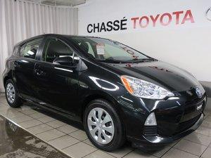Toyota Prius C Groupe Amélioré 2014